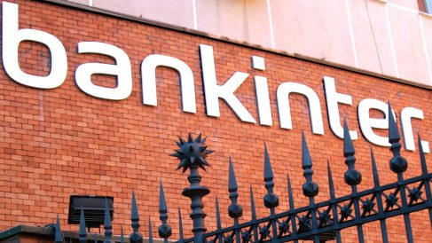Sede central de Bankinter en Madrid