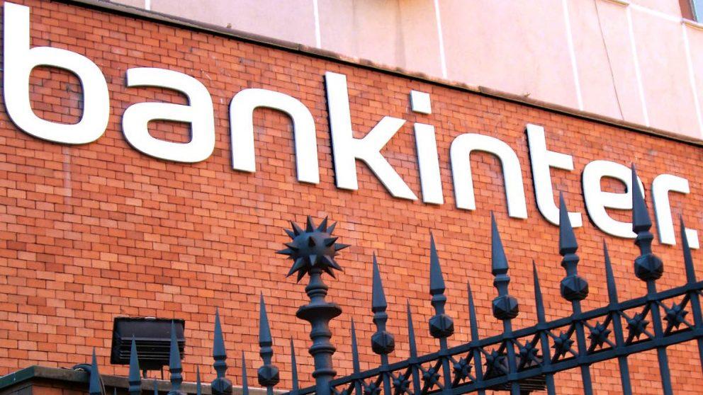 Sede central de Bankinter en Madrid
