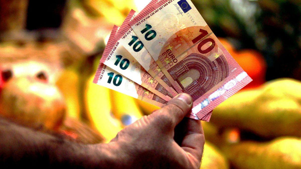 Billetes de 10 euros (Foto: GUETTY)