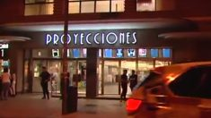 Cine Proyecciones de Madrid.