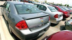 Concesionario de automóviles (Foto: GETTY).