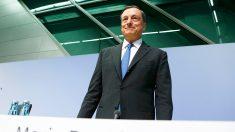 Mario Draghi ha comprado 33,5 millones de deuda pública española a través de su Q.E.