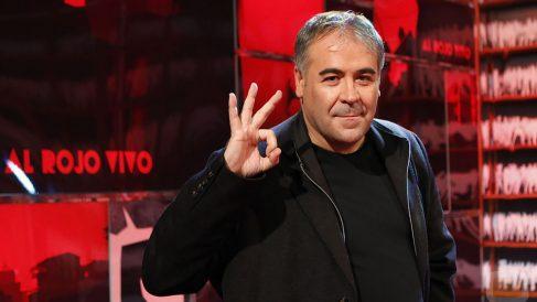 Antonio García Ferreras. (Foto: laSexta)