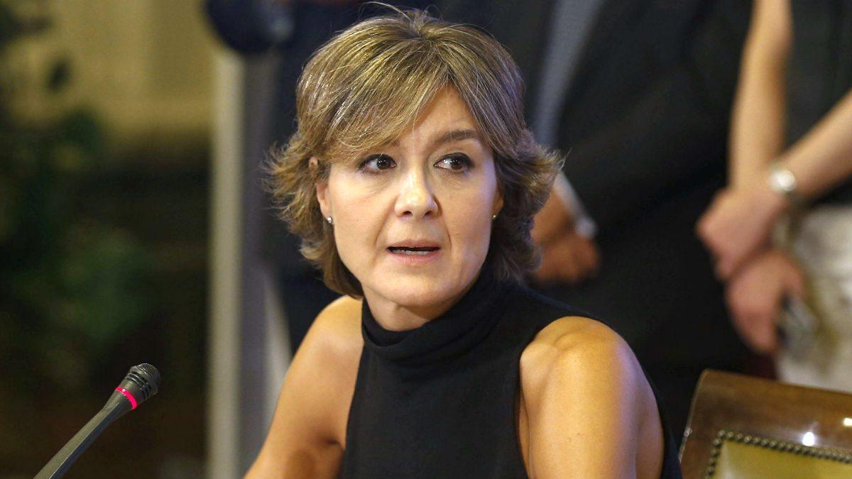 Isabel García Tejerina. (Foto: EFE).