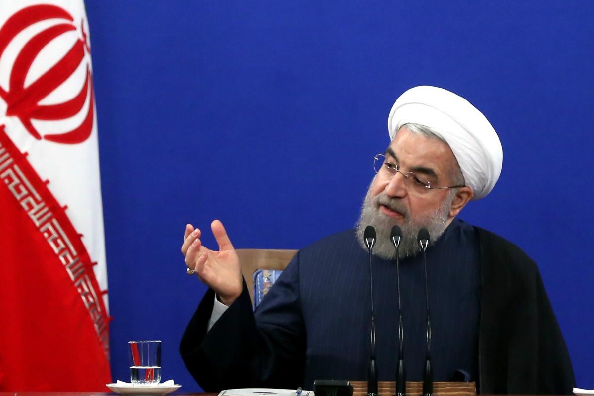 El gobierno de Hasán Rouhaní paga millones de dólares a años a terroristas islámicos de varios países.