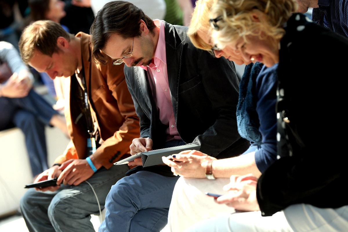 Más de 12 millones de hogares españoles están conectados a internet. (Foto: Getty)