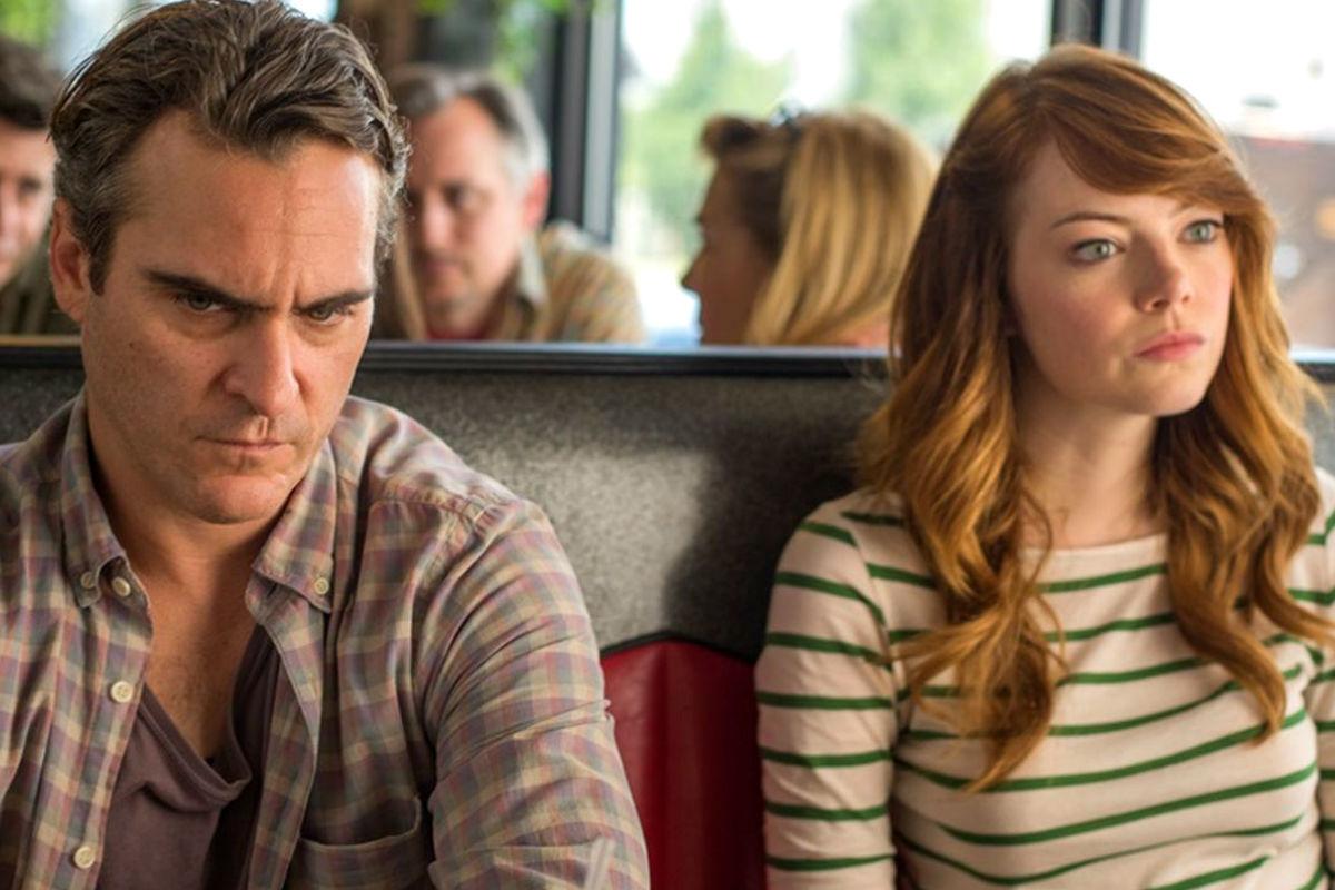 Escena de 'Irrational man', la nueva de Woody Allen.