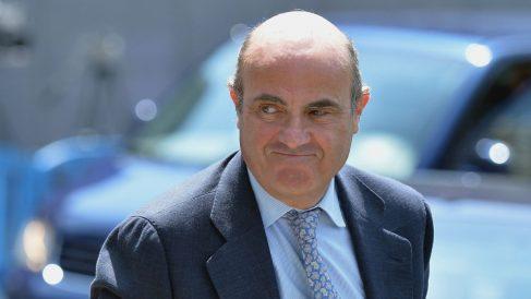 El ministro de Economía, Luis de Guindos (Foto: Getty).