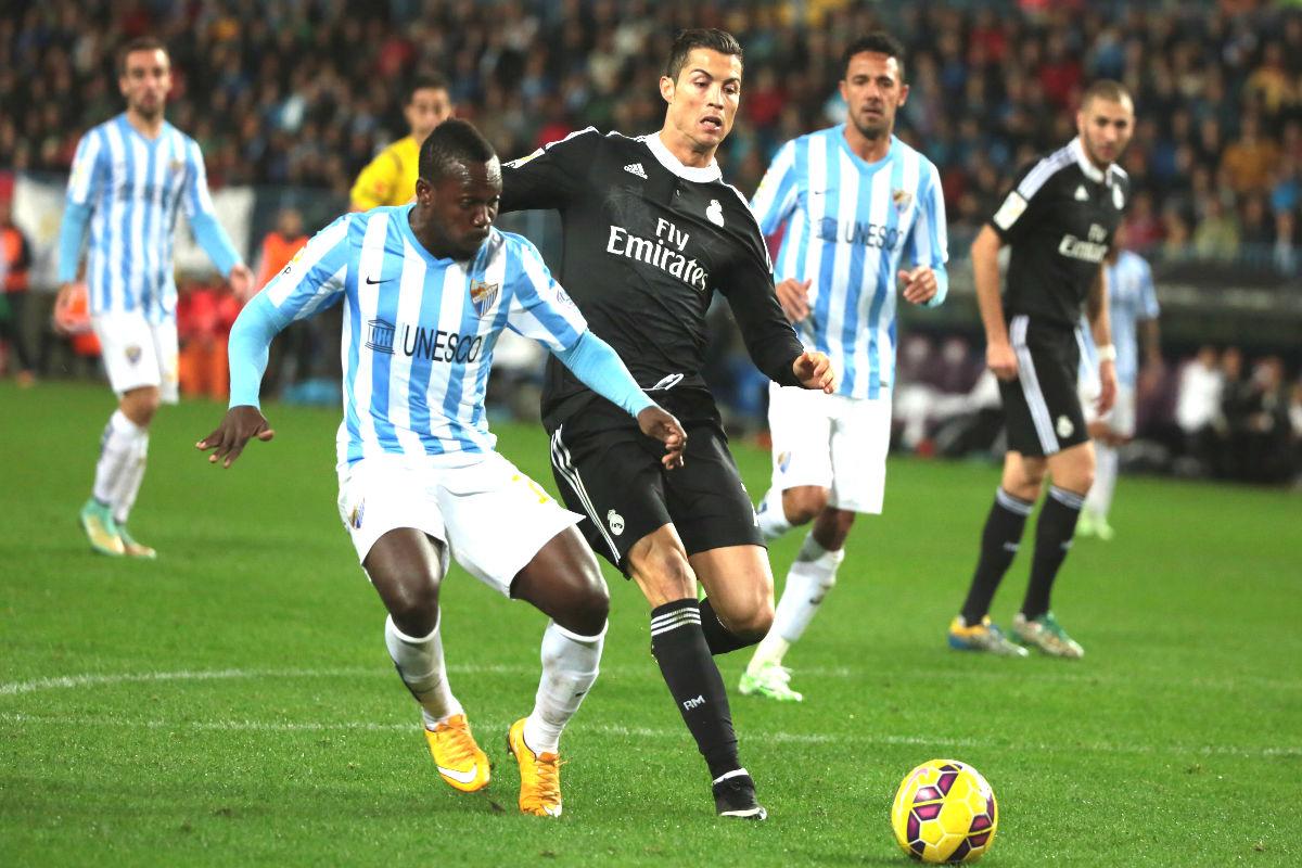 El Real Madrid es uno de los equipos más seguros en defensa esta temporada (Getty)