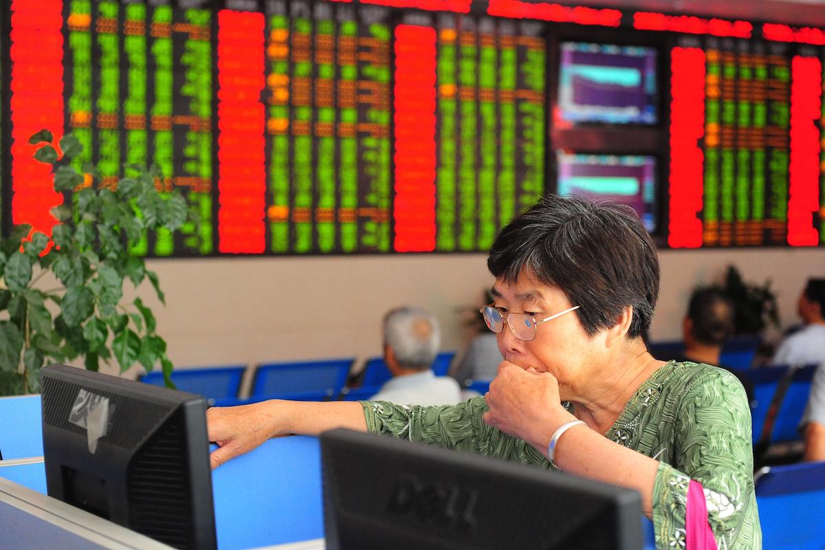 Pekín acusa a un periodista de causar el pánico bursátil. (Foto: GETTY)