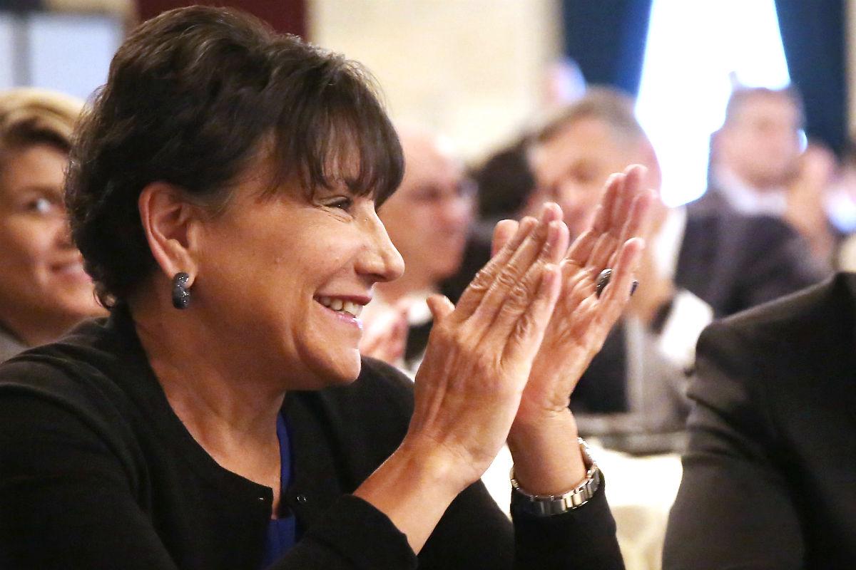 Penny Pritzker, secretaria de Comercio de EEUU. (Foto: GUETTY).