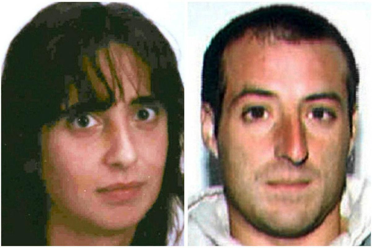 David Pla e Iratxe Sorzábal, presuntos jefes de ETA hasta su detención este martes. (Foto: Efe)