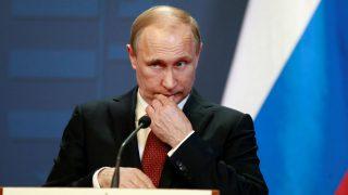Vladimir Putin, presidente de Rusia. (Foto: Getty)
