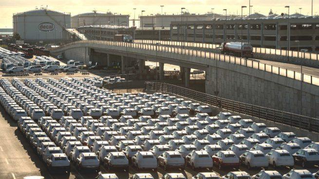 Audi Q3 en el Puerto de Barcelona