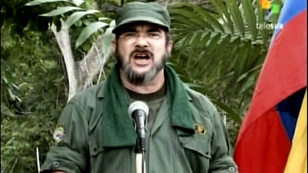 Rodrigo Londoño, alias 'Timochenko', líder de las FARC.