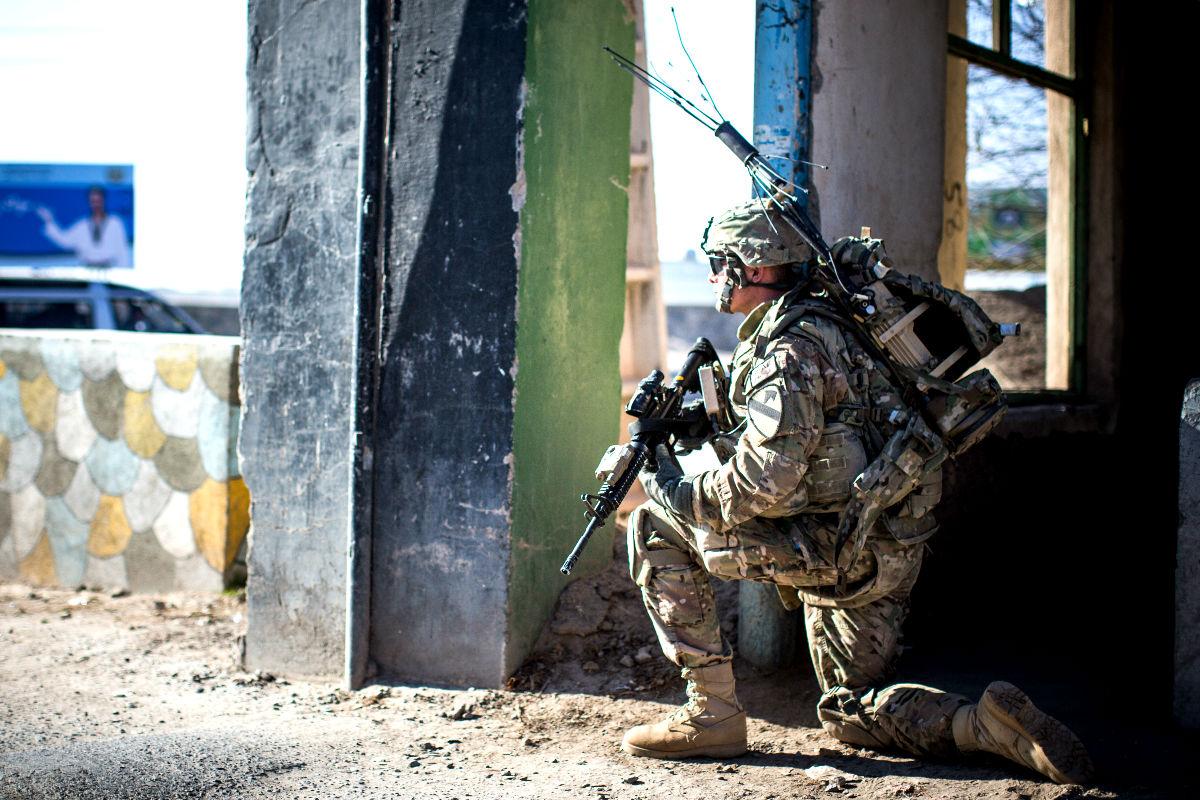 Un soldado de las fuerzas de élite Delta, de misión en Afganistán. (Foto:  The U.S. Army en Flickr)