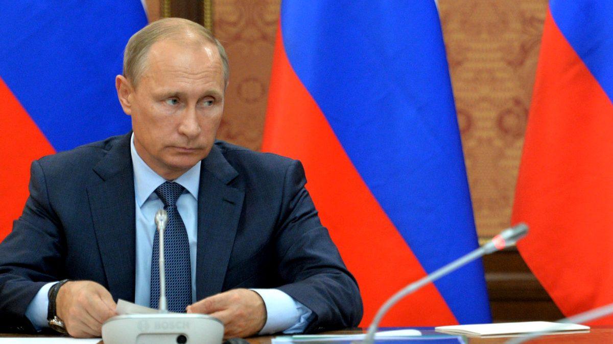 Vladimir Putin, presidente de Rusia. (Foto: Alexei Druzhinin/RIC Novosti/AFP)