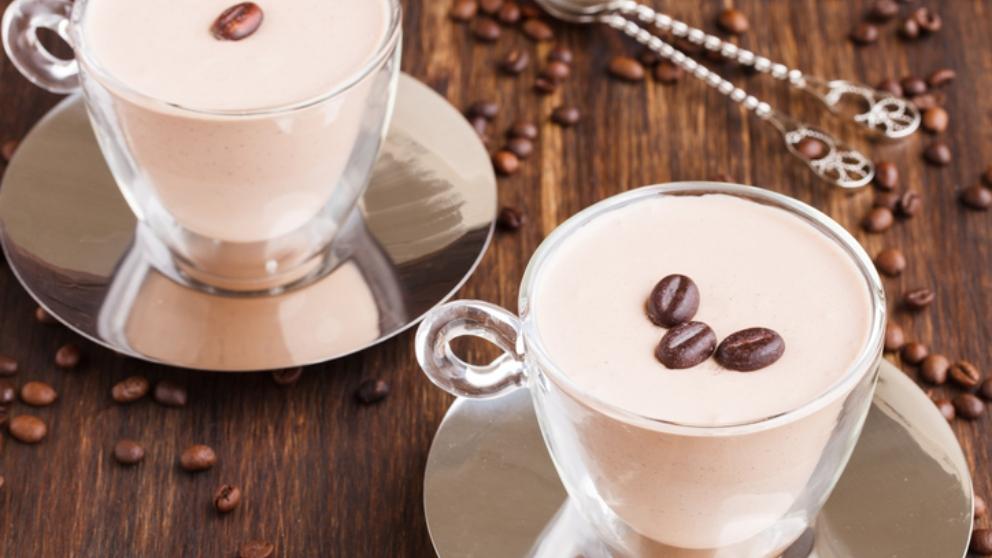 Receta de Natillas caseras al toque de café