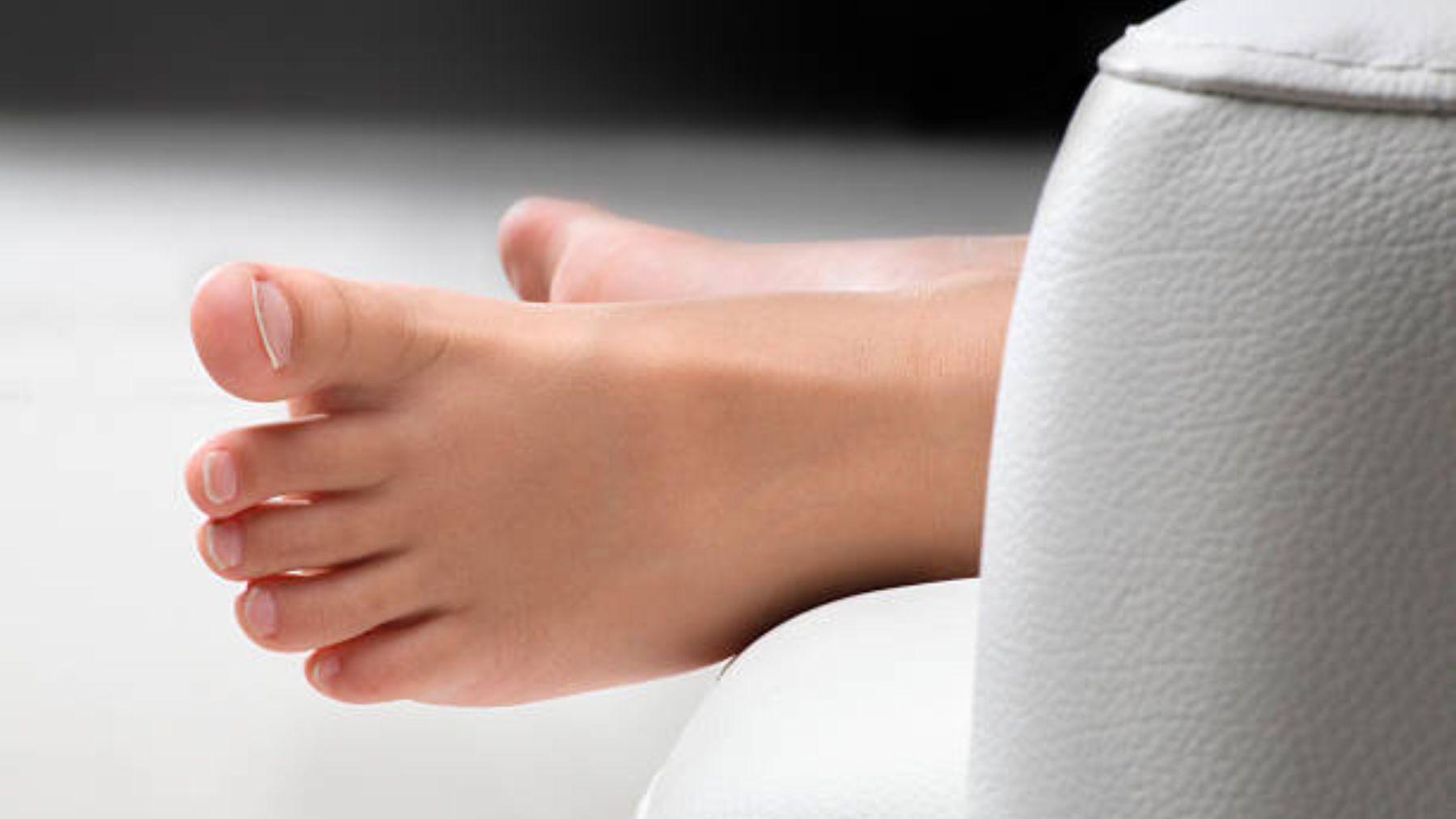 Cómo podemos eliminar el olor de los pies en los niños