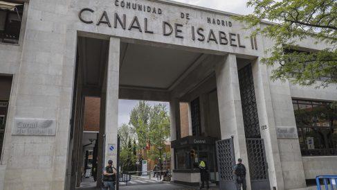 Sede central de Canal de Isabel II en Madrid. (EFE)
