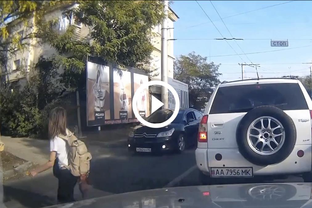 Campaña para concienciar a peatones, y conductores