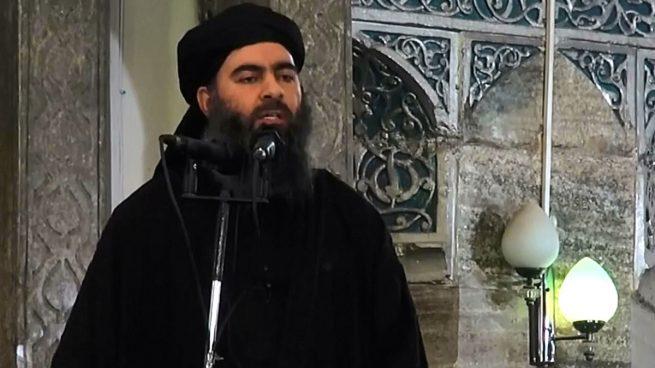 Abu Bakr al-Baghdadi, líder de Estado Islámico