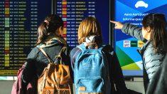 Pasajeros en el aeropuerto de El Prat (Foto: GETTY).