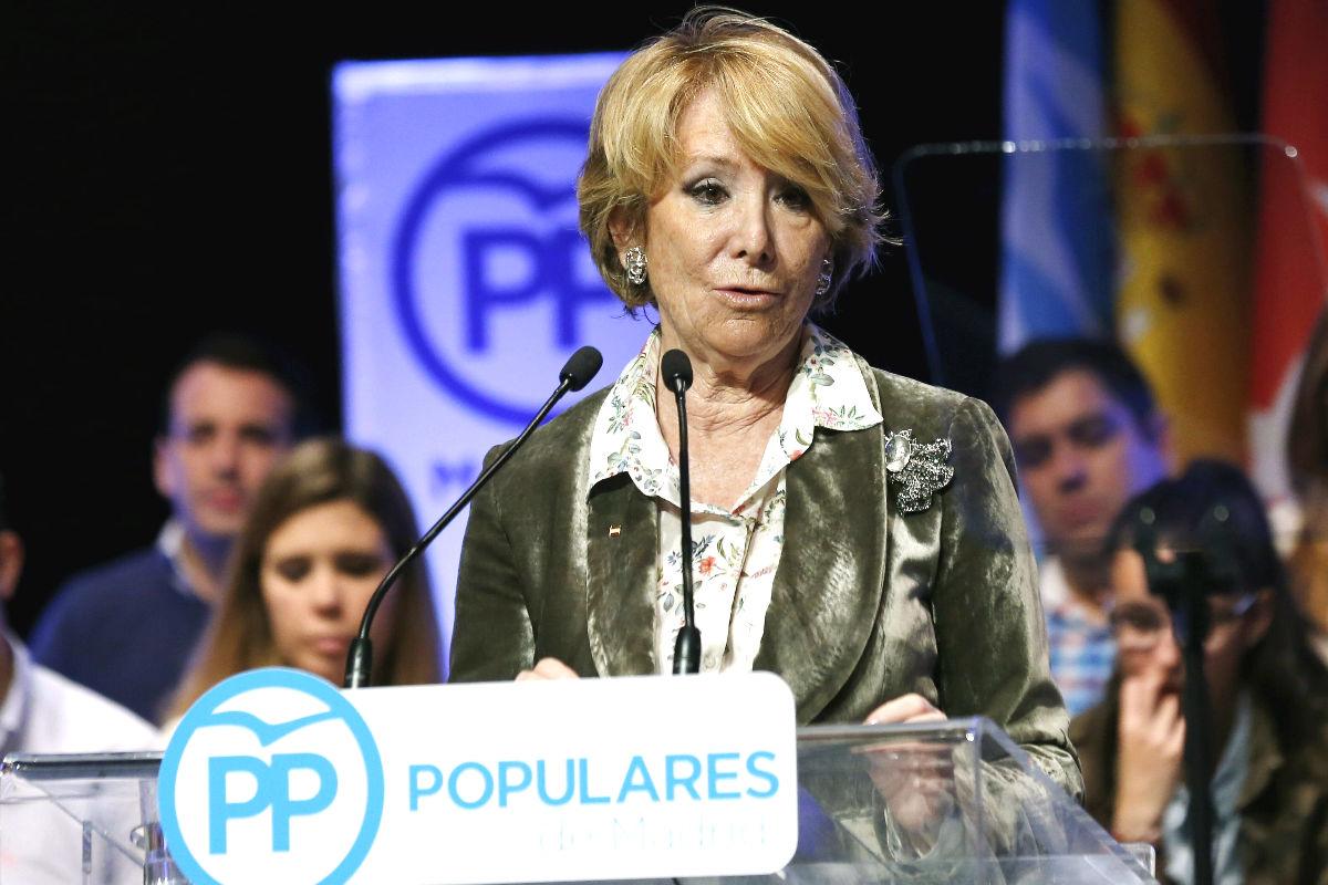 Aguirre en una rueda de prensa. (Foto: EFE)