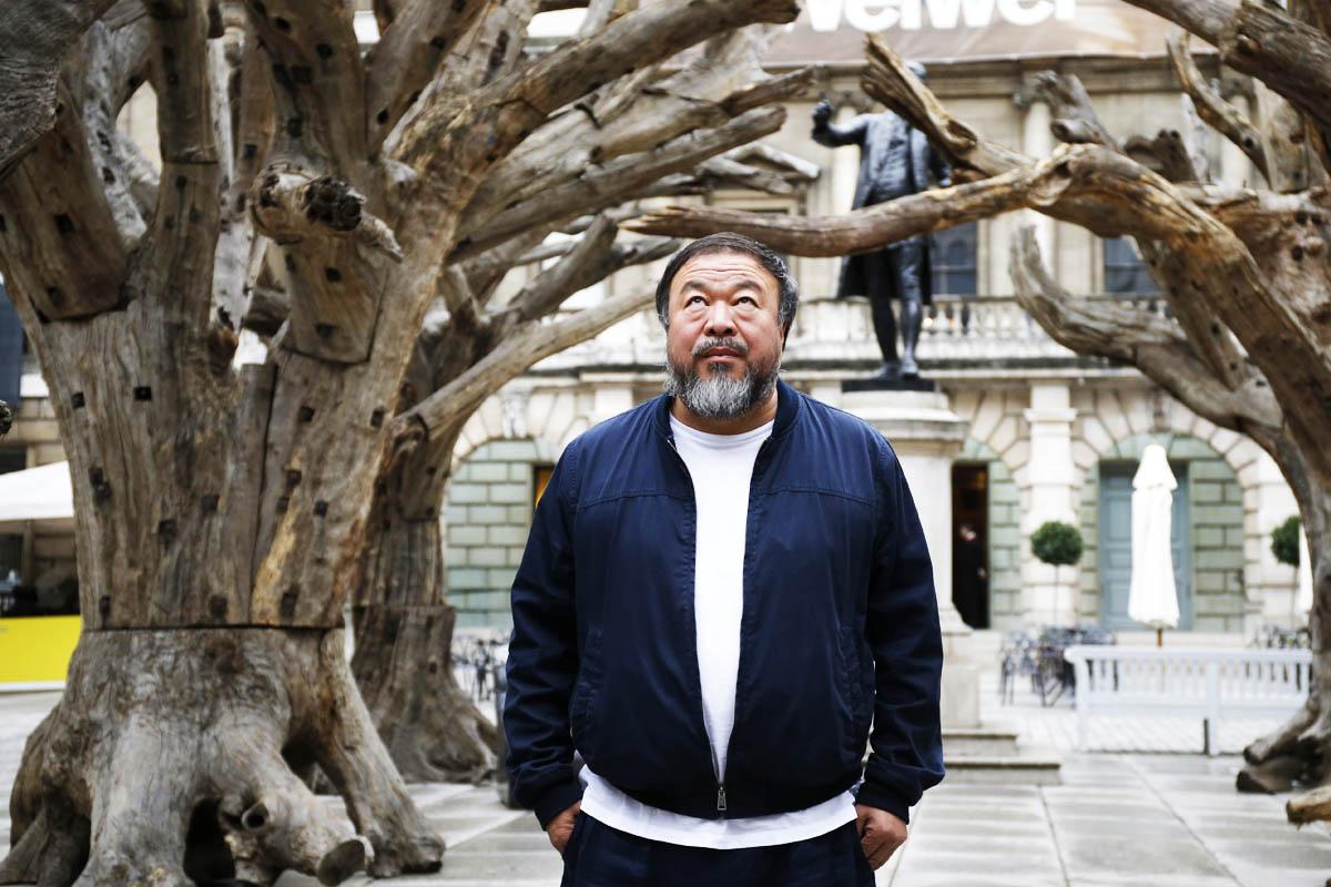 Ai Weiwei ha recibido un visado para residir en Alemania (Foto: Getty)