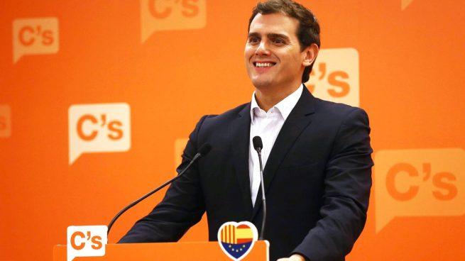 Albert Rivera-Ciudadanos