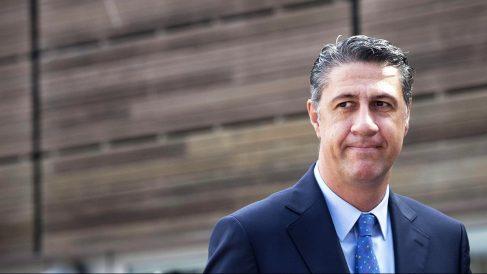 Xavier García Albiol, líder del PP catalán. (Foto: EFE)