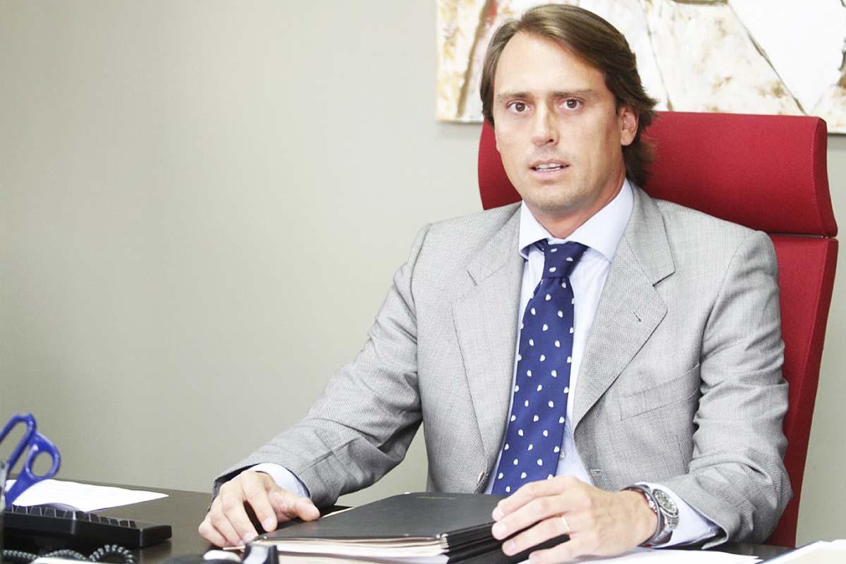 Alfonso Segovia, ex director gerente del Club de Campo de Madrid.