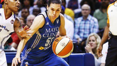 Anna Cruz se ha proclamado campeona de la WNBA con las Minnesota Lynx (Foto: Getty)