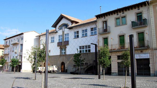 Ayuntamiento-Olot