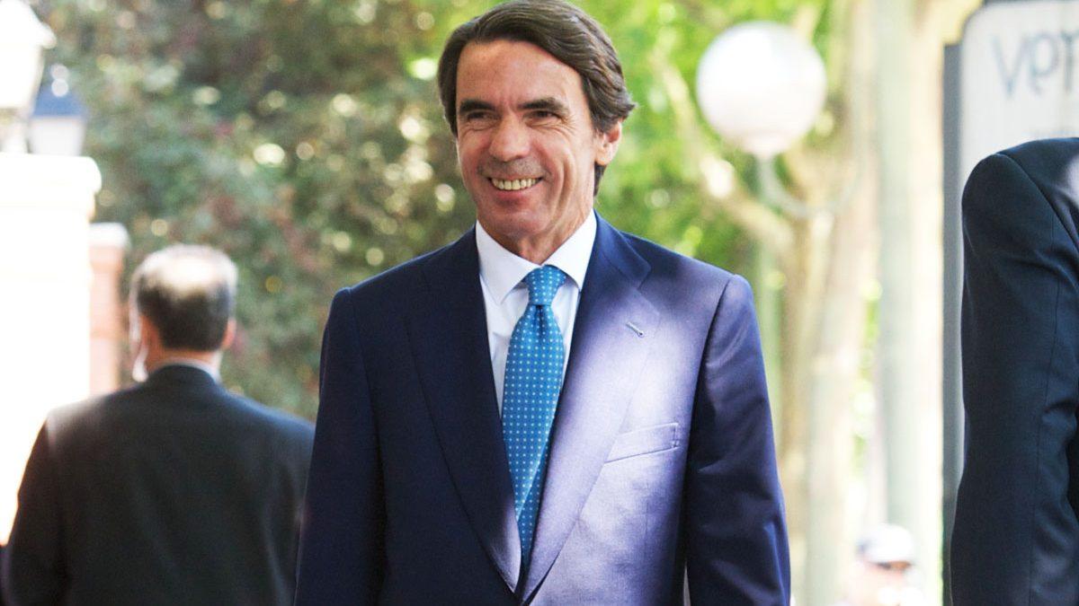 El ex presidente del Gobierno José María Aznar. (Foto: Getty)