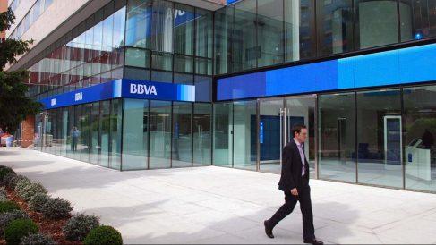 Oficina de BBVA en Madrid (Foto: BBVA)