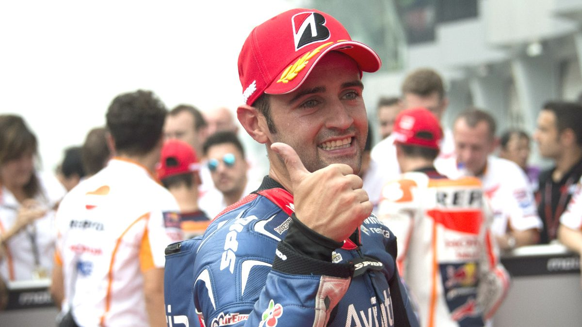 Héctor Barberá durante el Gran Premio de Malasia el pasado fin de semana (Getty)