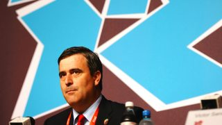 Miguel Cardenal, presidente del Consejo Superior de Deportes.