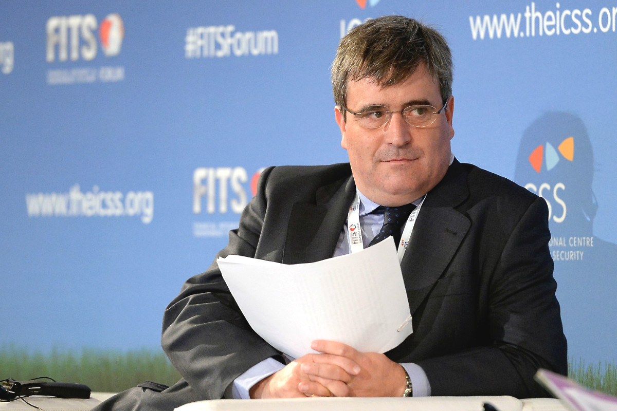Miguel Cardenal, en el Tribunal de Integridad Financiera y Transparencia en Suiza.