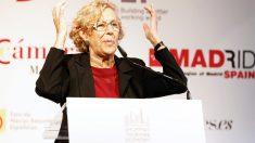 Manuela Carmena, alcaldesa de Madrid (Foto: EFE)