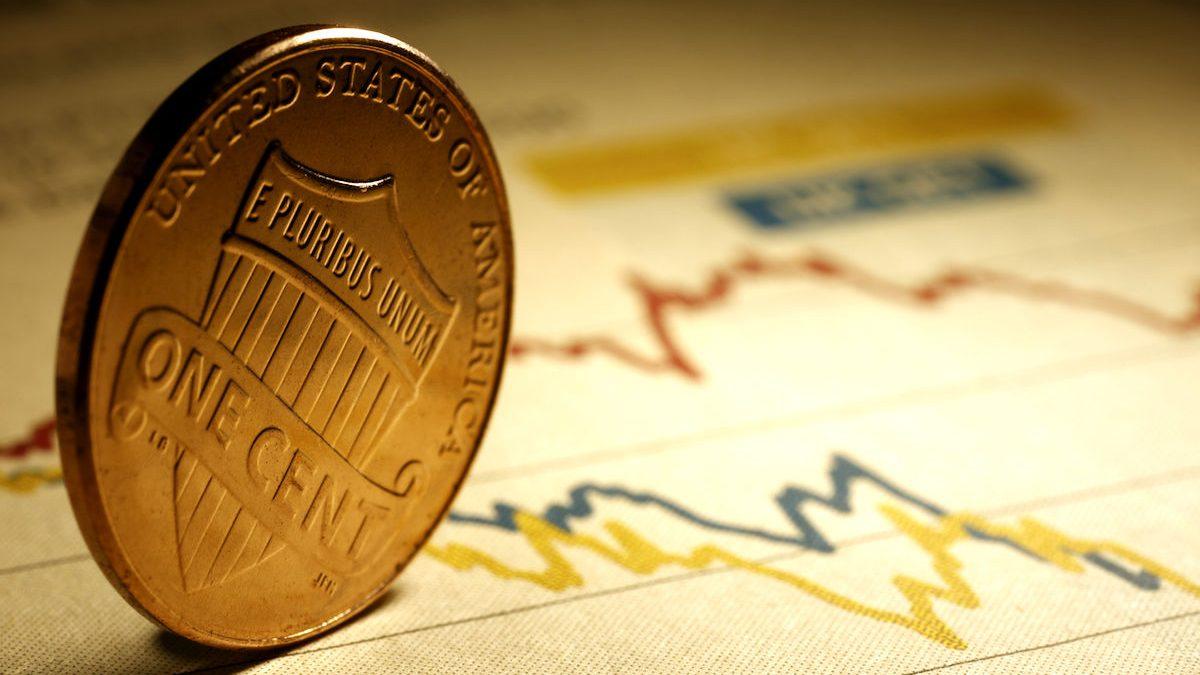 Un centavo de dólar. (Foto: GETTY)