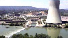 La central nuclear de Ascó (Tarragona). (Foto: EFE))