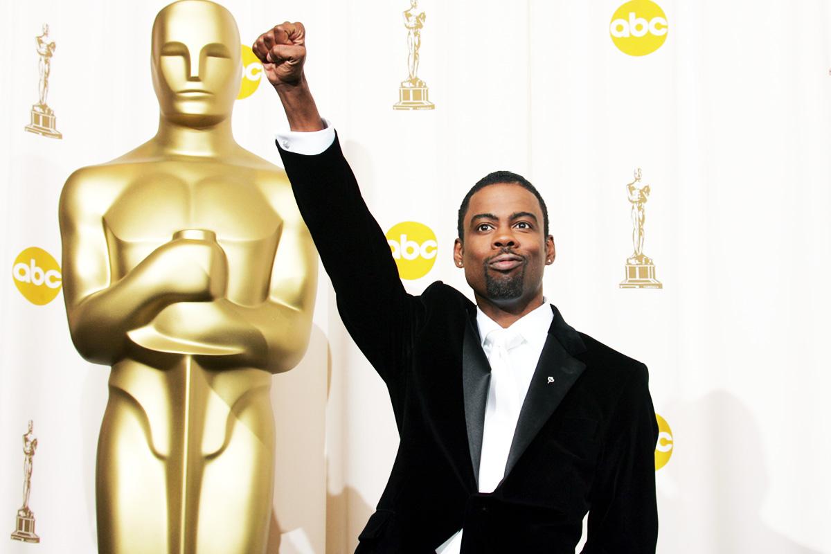 Chris Rock ya fue el presentador en la gala de los Óscar en 2005 (Foto: Getty)