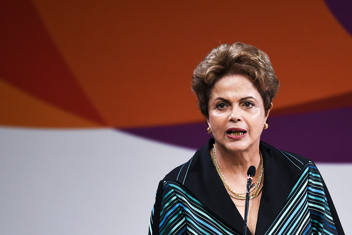 La presidenta de Brasil Dilma Rousseff (Foto: Getty)
