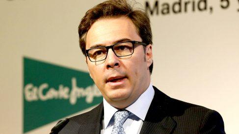 El presidente de El Corte Inglés, Dimas Gimeno. (Foto: EFE)