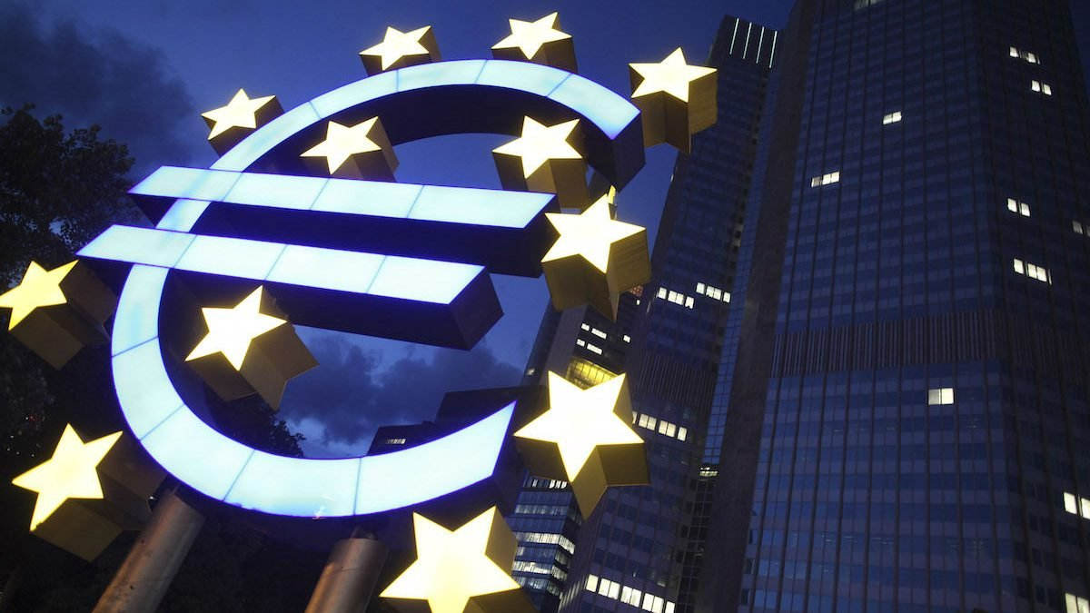Sede del Banco Central Europeo en Frankfurt. (Foto: GETTY)