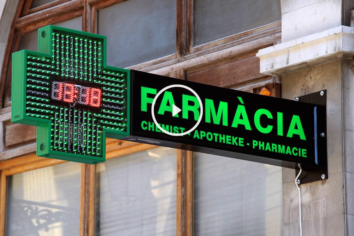 Las Farmacias catalanas no cobran desde antes del verano. (Foto: GETTY)