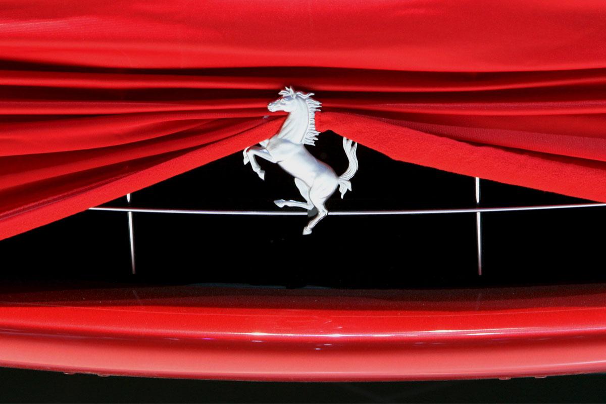 Imagen del frontal de una Ferrari. (Foto: Reuters)