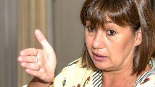 La presidenta de Baleares, Francina Armengol. (Foto: EFE)