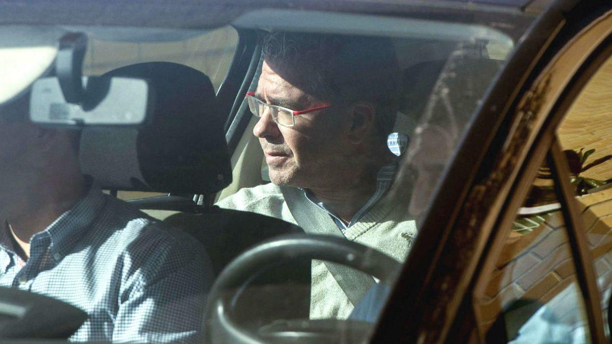 El ex consejero de la Comunidad de Madrid, Francisco Granados. (Foto: Efe)